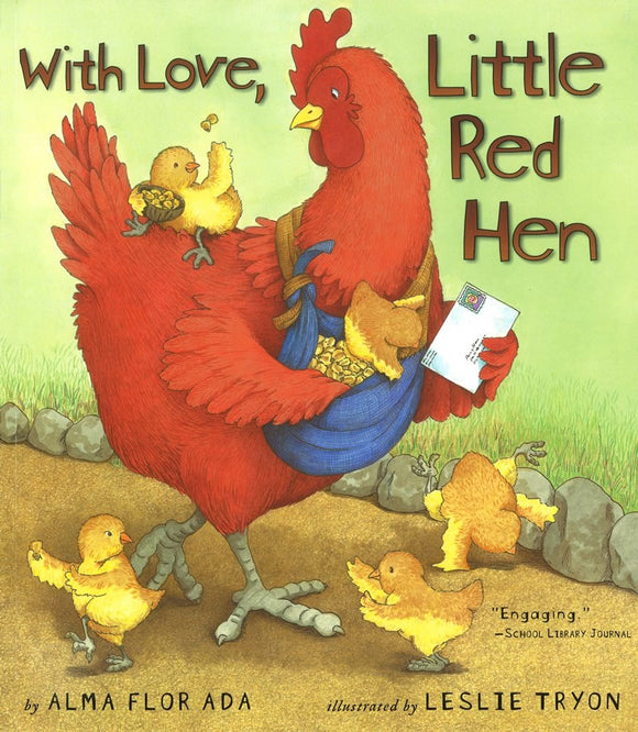 With Love, Little Red Hen </br> Item: 870613