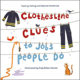 Clothesline Clues to Jobs People Do </br> Item: 892520