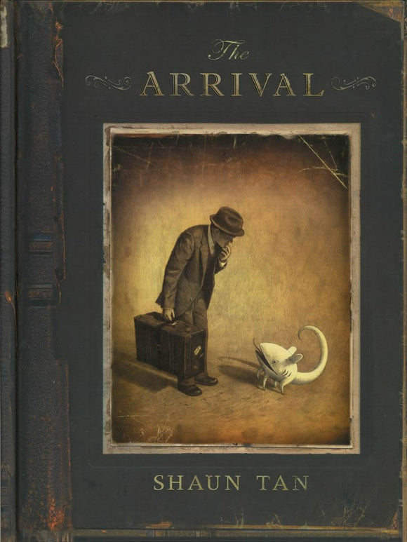 The Arrival </br> Item: 895293