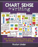 Chart Sense for Writing </br> Item: 950528