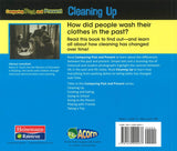 Comparing Past and Present: Cleaning Up </br> Item: 990237