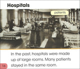 Comparing Past and Present: Going to the Doctor </br> Item: 990268