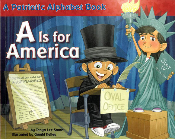 A Is for America </br> Item: 198775