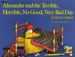 Alexander and the Terrible, Horrible, No Good, Very Bad Day </br> Item: 711732