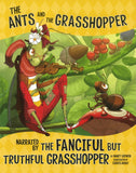 The Ants and the Grasshopper, Narrated by the Fanciful But Truthful Grasshopper </br>Item: 828723
