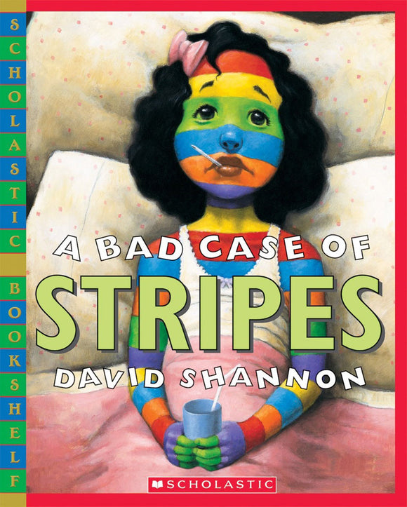 A Bad Case of Stripes </br>Item: 598385