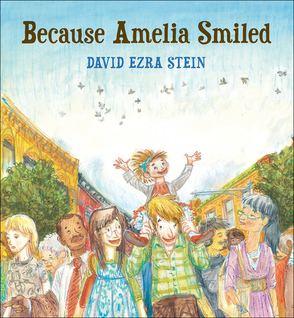 Because Amelia Smiled </br>Item: 641696