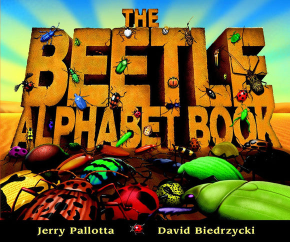 The Beetle Alphabet Book </br>Item: 915529