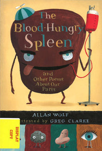 The Blood-Hungry Spleen DISPLAY COPY