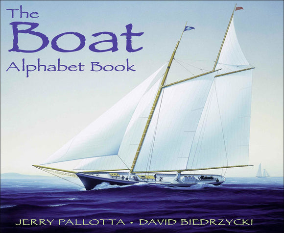 The Boat Alphabet Book </br>Item: 69112