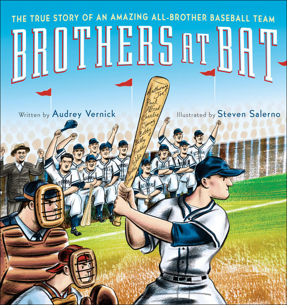Brothers at Bat </br>Item: 385570