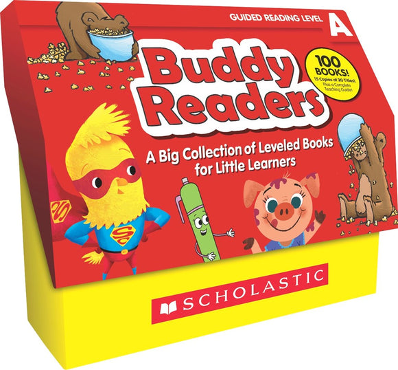 Buddy Readers (Classrrom Set)
