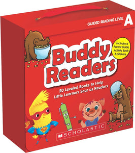 Buddy Readers (Parent Pack)