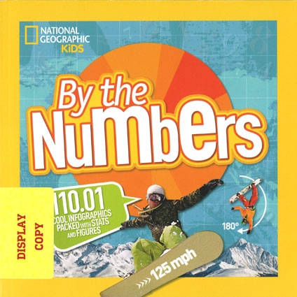 By the Numbers DISPLAY COPY