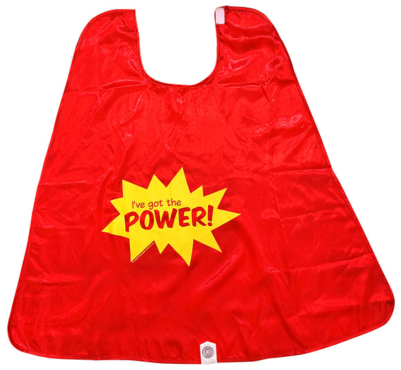 I've Got the Power Cape </br> Item: 220