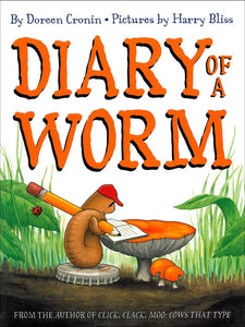 Diary of A Worm </br> Item: 1506