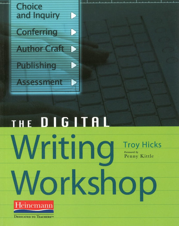 The Digital Writing Workshop </br> Item: 26749