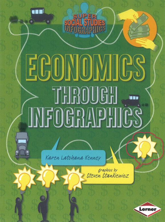 Economics Through Infographics </br> Item: 745642