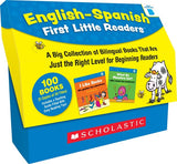 English-Spanish First Little Readers (Classroom Set)
