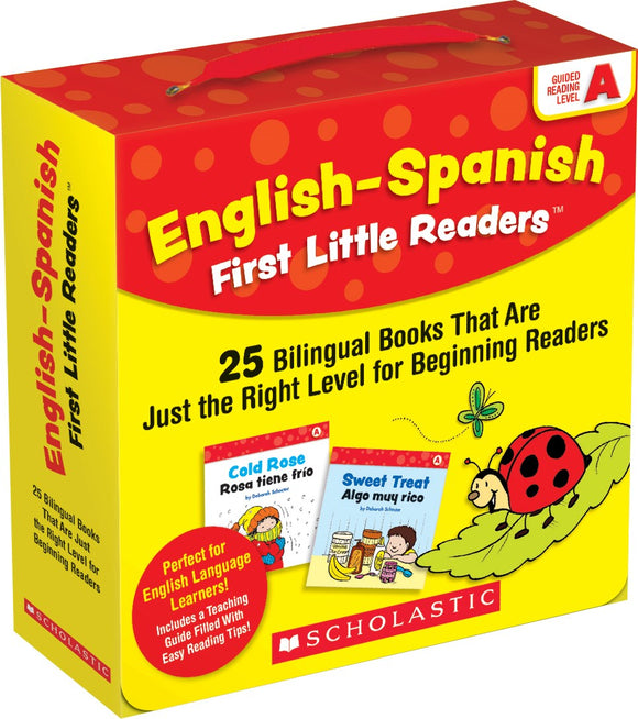 English-Spanish First Little Readers (Parent Pack)