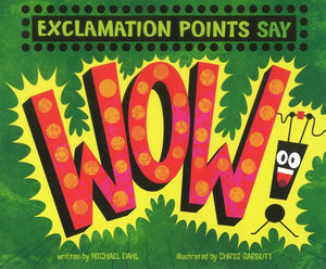 "Exclamation Points Say ""Wow!"" </br>Item: 840572"