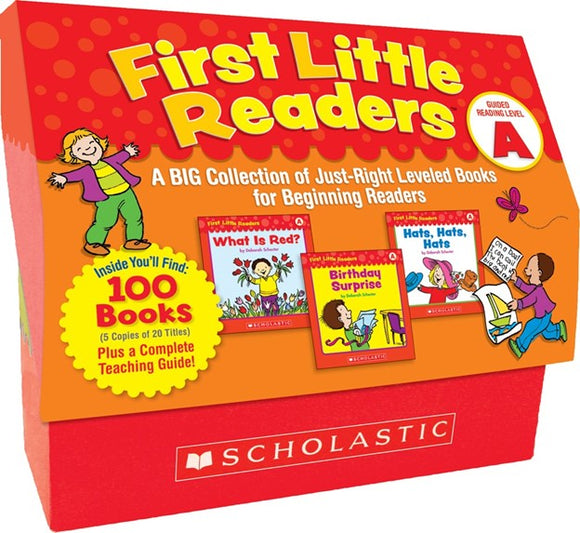 First Little Readers (Classroom Set)