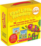 First Little Readers (Parent Pack)