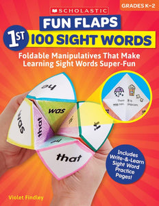 Fun Flaps Sight Words