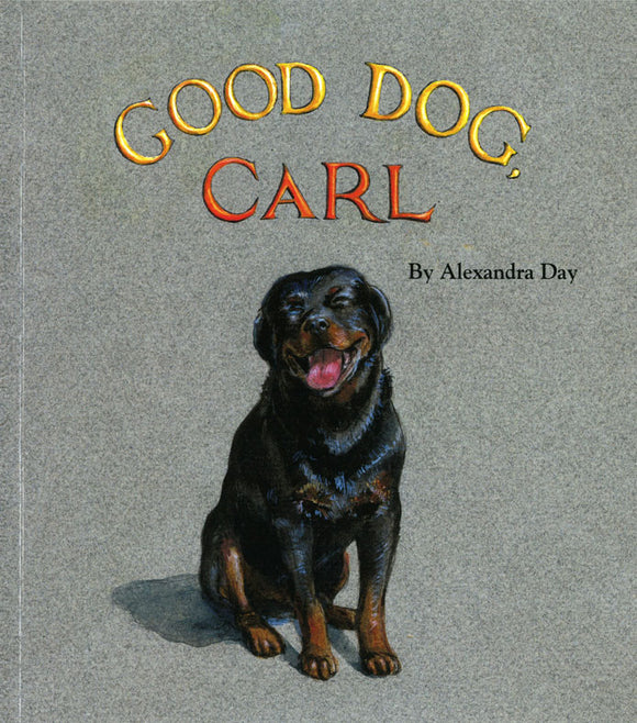 Good Dog, Carl </br> Item: 817717