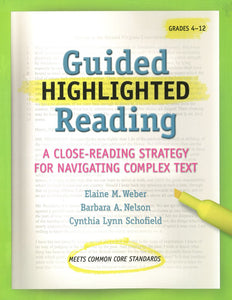 Guided Highlighted Reading </br>Item: 700530