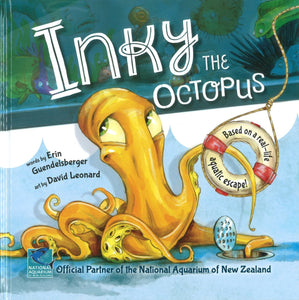 Inky the Octopus </br>Item: 654148