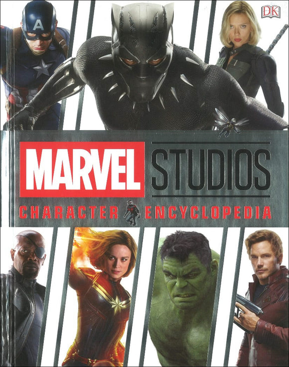 Marvel Studios Character Encyclopedia </br>Item: 478894