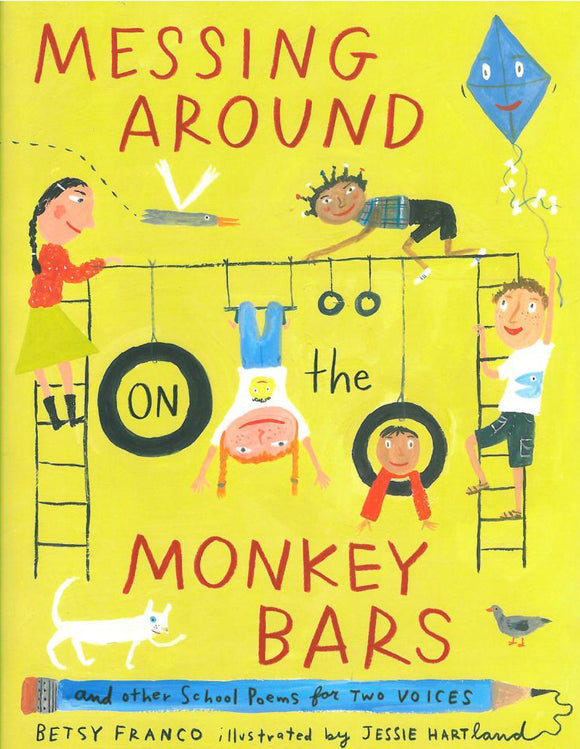 Messing Around on the Monkey Bars </br> Item: 631741