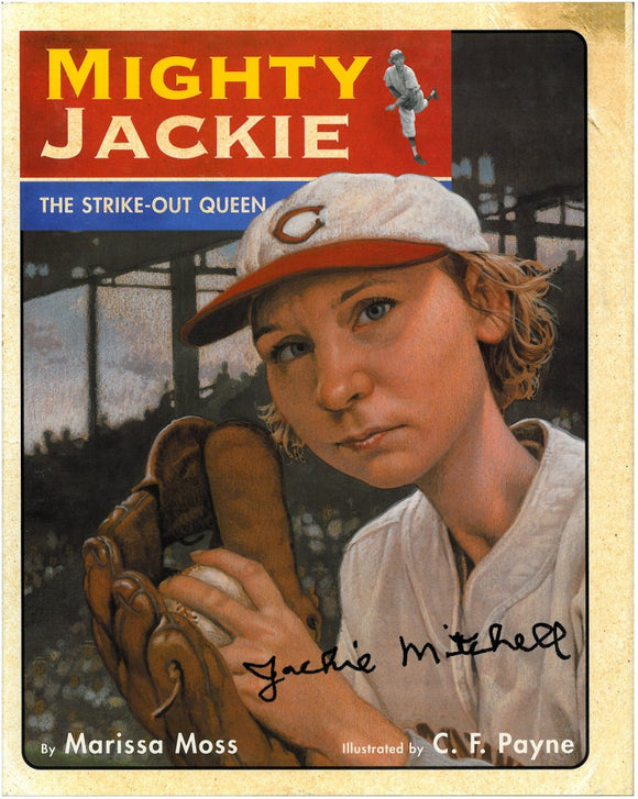 Mighty Jackie </br>Item: 863295