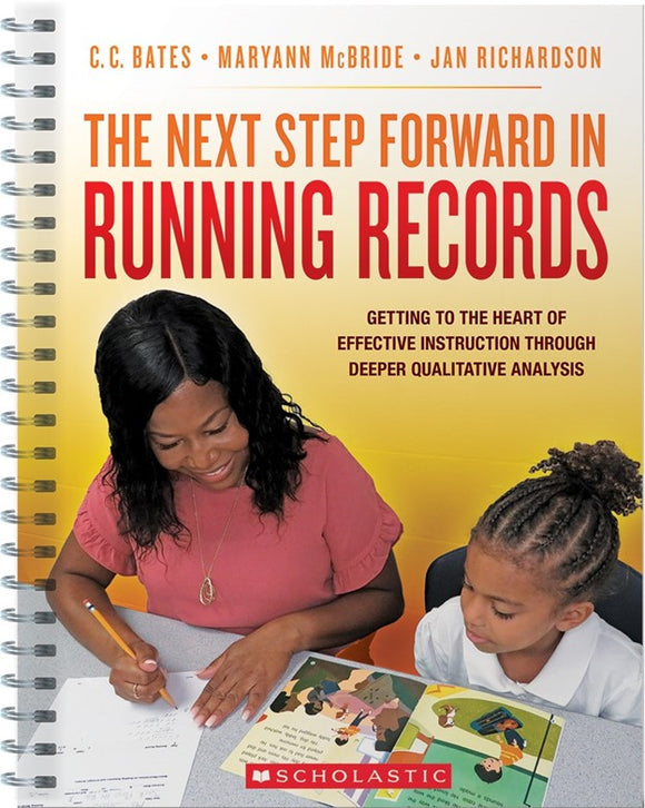 The Next Step Forward in Running Records </br>Item: 732856