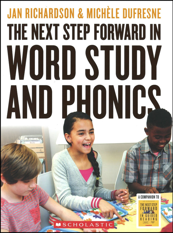 The Next Step Forward in Word Study And Phonics </br>Item: 562590