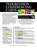 Peer-Revision Conferencing Cards, Item: 525