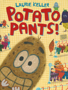 Potato Pants! </br>Item: 107237