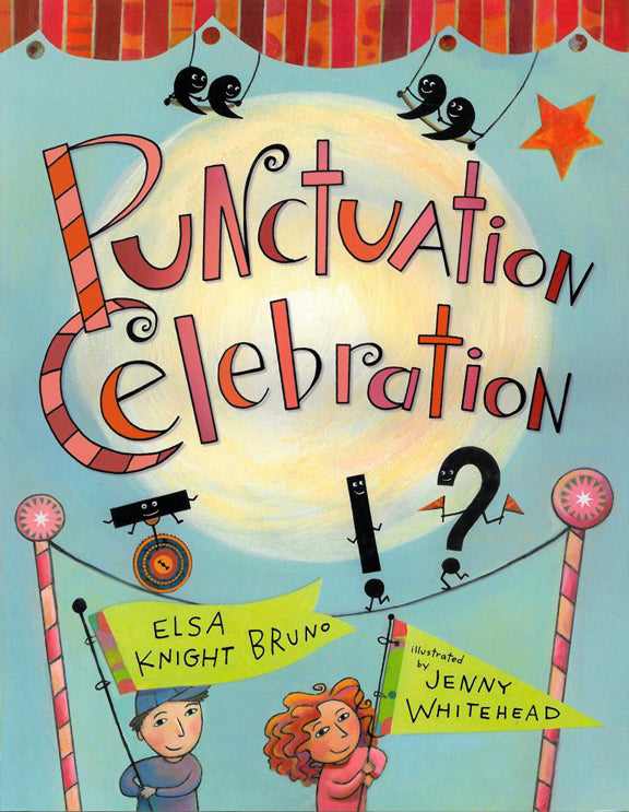 Punctuation Celebration </br>Item: 3355