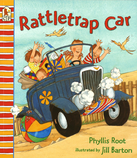 Rattletrap Car </br> Item: 620073
