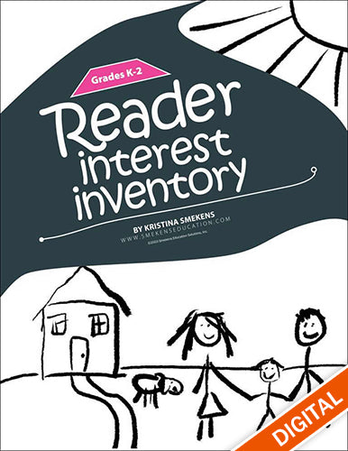 Reader Interest Inventory: K-2, Item: 535