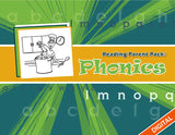 Reading Parent Pack: Phonics, Item: 514
