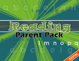 The Reading Parent Pack Digital Edition, Item: 500