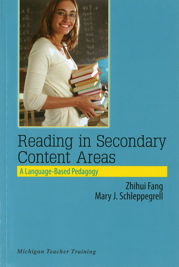 Reading in Secondary Content Areas </br>Item: 32792
