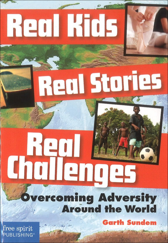 Real Kids, Real Stories, Real Challenges </br> Item: 982774