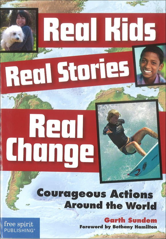 Real Kids, Real Stories, Real Change </br> Item: 423500