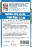 Real Kids, Real Stories, Real Character </br> Item: 980268