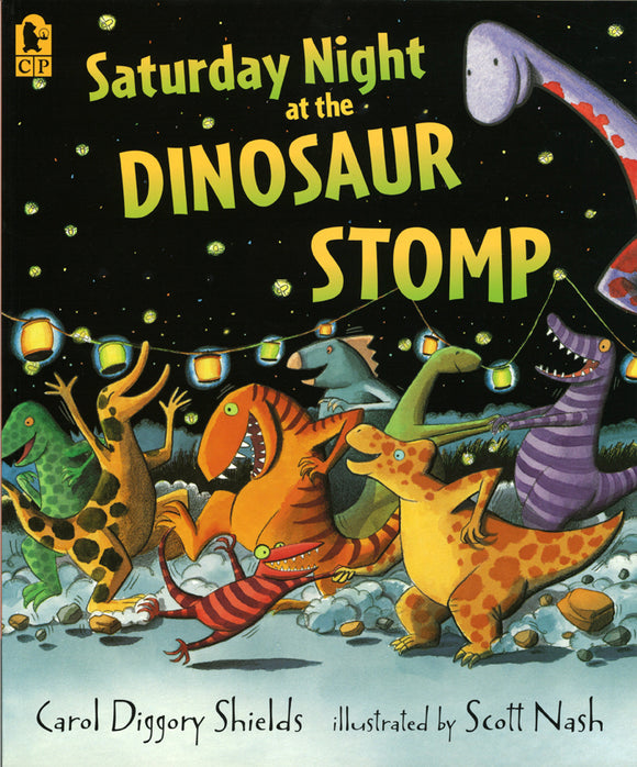 Saturday Night at the Dinosaur Stomp </br> Item: 638870