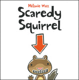 Scaredy Squirrel </br> Item: 530236