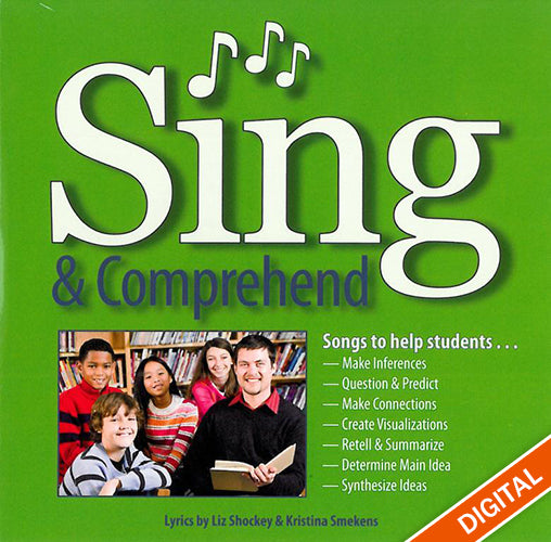 Sing & Comprehend Digital Edition, Item: 555